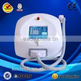 Professional fast painless permanent men facial hair removal machine with 10*10mm spot size