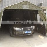 steel frame car shelter