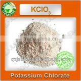 99.5% anti-caking fireworks material Potassium Chlorate