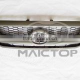 hot sell Auto body parts front grille for Toyota Vigo Hilux 2008