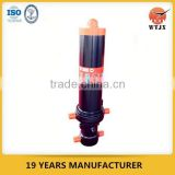 telescopic hydraulic cylinder double acting / hydraulic dump trailer parts