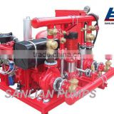 EDJ Fire Pump System