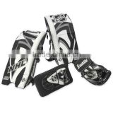 EPP material goalie pads, goalkeeper use cushioning pads.