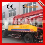Hot Sale JH50-21 Concrete Pump Truck Dimensions