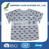 100% Cotton Baby T-Shirt Clothing Manufacturers In China