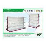 5 tier gondola shelf  Supermarket Display Shelving for bookstore display