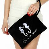 factory waterproof wet bikini bag for ladies