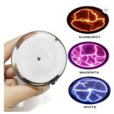 Fancy Mini Sensor Lighting Pocket Plasma Plate in Glass Crafts With Sound Control Plasma Plate Other Holiday Supplies