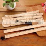 Customized Logo Printed 30cm Wood Ruler