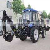 MAP554 Tactor machine agricultural 4x4 mini farm tractors small tractor for sale