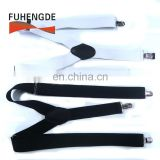 Adusjtable Y Back Heavy Duty Strong Clips Suspenders With Various Colors