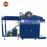 Lab Mini Wool Spinning Sheep  Wool Carding Machine  DW7010H