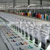 Automatic embroidery machine with price / embroidery computerized machine