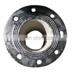 double flange pipe/cast iron double flange pipe