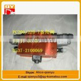 PC300-8 excavator spare parts 6745-71-5391 valve of fuel system