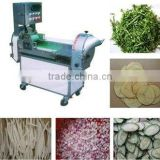 Multifunctional inverter Controlled Vegetable Cutter machine/vegetable slicing dicing stripping cutting machine|Cabbage cutter