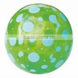 "20"" Inflatable Spotted Beach Balls"