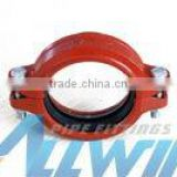 high quality for ductile iron rigid couplings