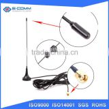 Dual Band 900/1800 MHz 3dBi Omni Directional Magnetic Antenna GSM Cellular Aerial 3m Cable with SMA male Connector