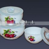 factory directly sell porcelain dinner set fresh salad bowl