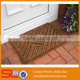 Good apperance coir and steel door mat