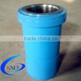 Oil drilling mud pump liner