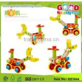 Baby Care Center Toy Combination Toys Kids Wooden Tool Set