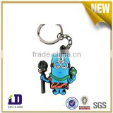 Custom Branded Soft PVC Keychain for Promotion Event