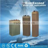 EverExceed Germany Technology Submarine gel Battery with Battery Monitoring System Design