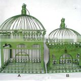Antique Decorative Metal Cheap Chinese Bird Breeding Trap Cage accessories                                                                                         Most Popular