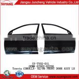 TOYOTA COROLLA FRONT DOOR AUTO METAL IRON SPARE PARTS SELLING