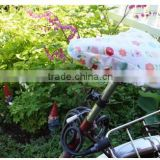 polyester fashion cute bike seat cover