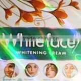 White Face Beauty Cream whitening of skin