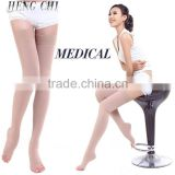 medical compression stockings ,open toe wholesale 23-32mmhg women men unisex therapy compression stocking