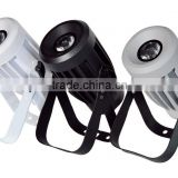 high power die cast aluminum mini10w rgbw 4in 1 Par16 led sharpy narrow beam 8 degree spot stage light led par light