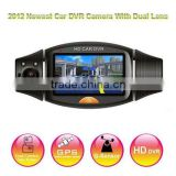 2.7 inch vehicle camera dvr + gps data logger