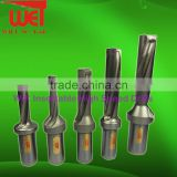 Indexable U drill tools
