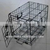 Stainless Steel Foldable Dog Cage