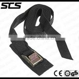 Cam Buckle Tie Down Strap with Angle Cut Ends                                                                         Quality Choice