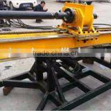 AK100 Slope Reinforcement Portable Anchor Drilling Rig with Stepless Shift Hydraulic Drive