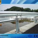 hot dip galvanized traffic safety crash barrier price,plastic spaying highway guardrail used for sale