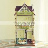Decorative Resin Photo Frame Excellent home series Korean-style rose garden of the frame clock