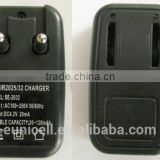 Button cell Lir2032 Battery charger rechargeable battery holder