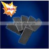 Pd-catalyst honeycomb ceramic catalytic converter nickel catalyst
