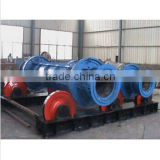 low price professional factory made good quality cement electric pole moulding making machine