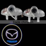KEEN 12V 5W for Mazda 6/8/CX-9 wireless led ghost shadow light car logo door courtesy light