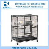 concrete wire mesh large breeding bird parrot cage