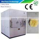 Batch Type Microwave Vacuum Drying Machine / Banana Slice Dehydrate Machine