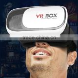 VR Virtual Reality Headset 3D Video Movie Game Glasses For 4.7~6 inch IOS Android Smart phones iPhone 6 plus Samsung Galaxy S6