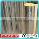 Hot selling Chinese reflective Aluminium Foil building insulated roofing materials